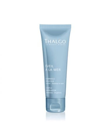 Gentle Exfoliator Exfoliators Eveil A La Mer Thalgo Face Marine Based Beauty Products And Treatments Thalgo Spas And Salons